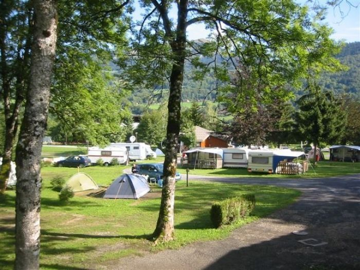 Camping Haute Savoie Camping Le Giffre 3 Camping De