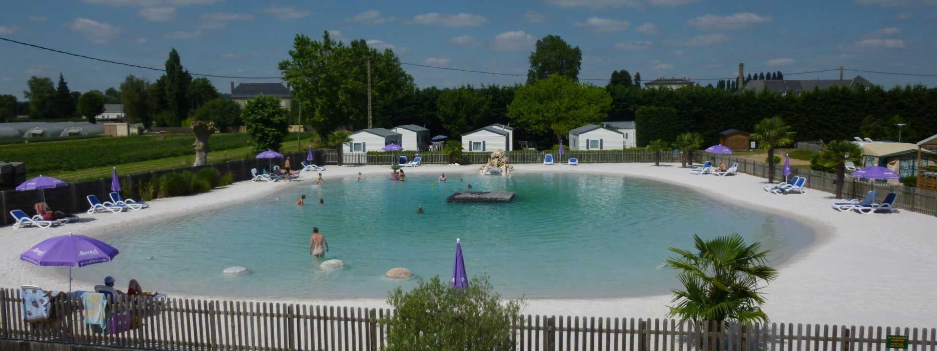 Campings Avec Parc Aquatique Camping France Guide
