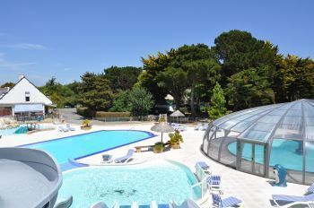 Camping finist re camping le ragu n s plage 4 for Club piscine circulaire