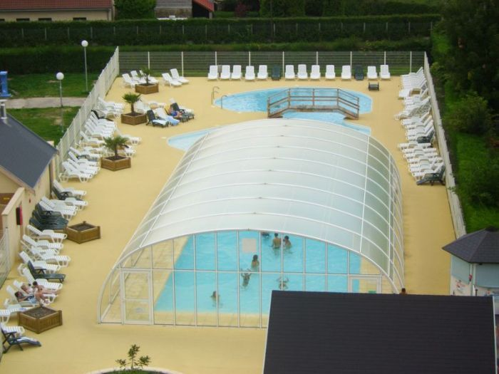 Camping somme camping le royon 4 camping de france for Camping a fort mahon avec piscine
