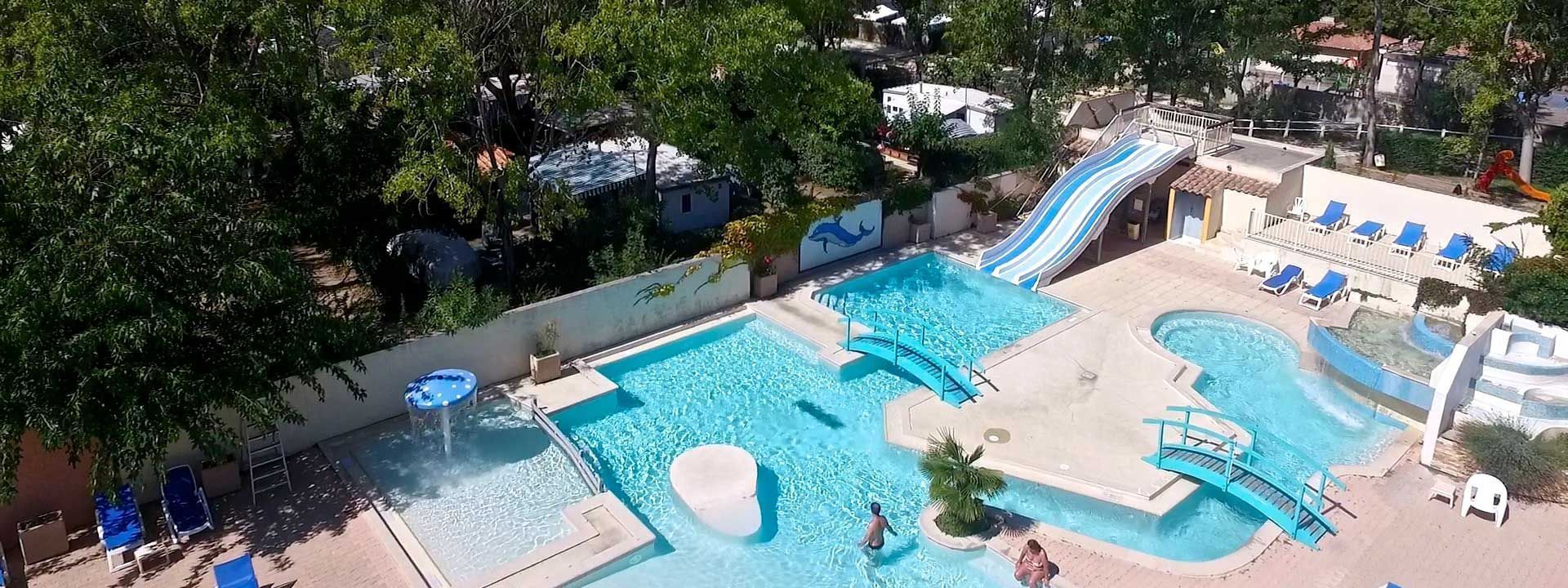 campsite france gard club airotel camping les jardins
