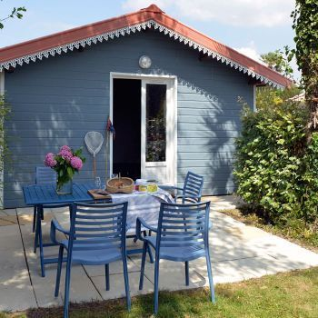 Camping Abri des Pins **** : Accommodaties