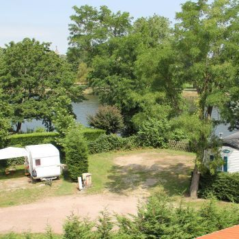 Camping Beau Rivage **** : Emplacements