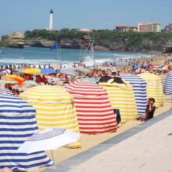 Camping Biarritz Camping **** : Omgivelser