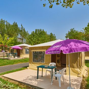Camping Biarritz Camping **** : Accommodaties
