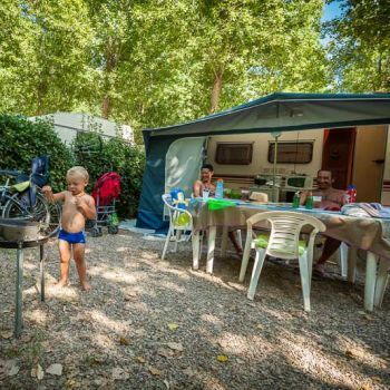 Camping Californie Plage **** : Pitches