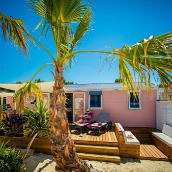 Camping Californie Plage **** : Accommodaties