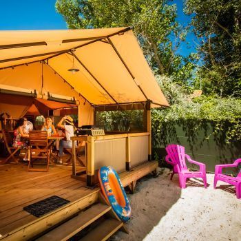 Camping Californie Plage **** : Locations