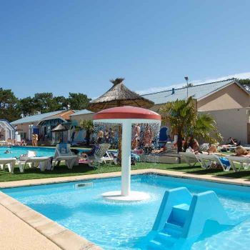 Camping Club Marina Landes **** : Bathing/Well-being