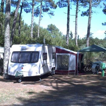 Camping Club Marina Landes **** : Emplacements