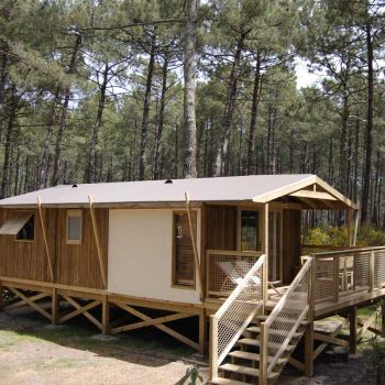 Camping Club Marina Landes **** : Locations