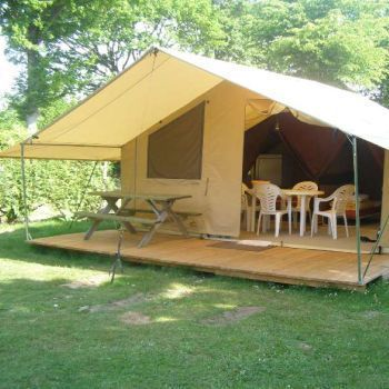 Camping Etang des Haizes **** : Locations