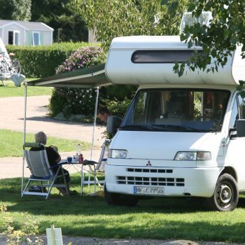Camping L'Aiguille Creuse **** : Pitches