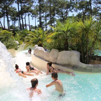 Camping L'Océan ***** : Bathing/Well-being