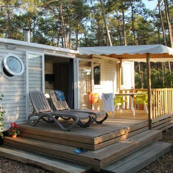 Camping L'Océan ***** : Accommodaties