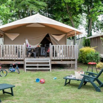 Camping La Pommeraie de l'Océan **** : Accommodaties