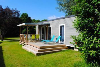 Camping La Roche-Posay Vacances **** : Accommodaties