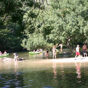 Camping La Sorguette *** : Bathing/Well-being
