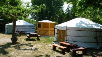 Camping La Sorguette *** : Accommodaties