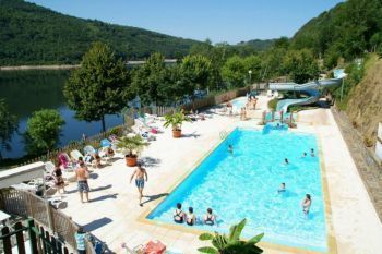 Camping La Source **** : Baden / Wellness