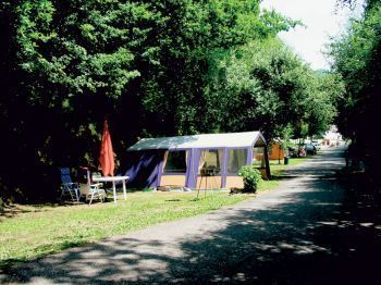 Camping La Source **** : Parcelas