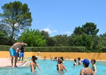 Camping La Sousta **** : Bathing/Well-being