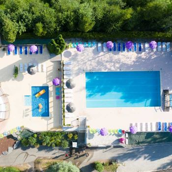 Camping Le Moulin **** : Baden / Wellness