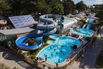 Camping Le Moulin de l'Eclis **** : Baden / Wellness