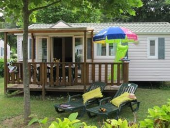 Camping Le Moulin de Paulhiac **** : Locations