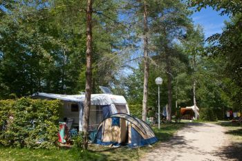 Camping Le Moulin **** : Pitches
