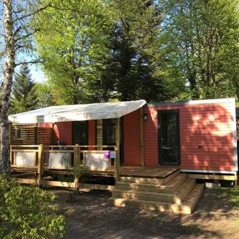 Camping Le Moulin **** : Locations