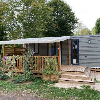 Camping Le Moulin **** : Accommodaties