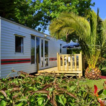 Camping Le Raguénès-Plage **** : Accommodaties