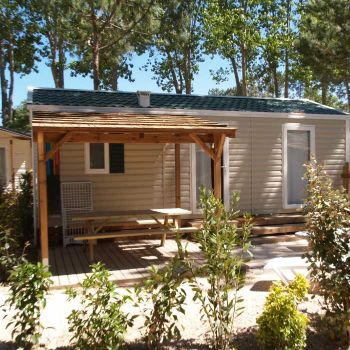 Camping le Soleil ***** : Accommodaties