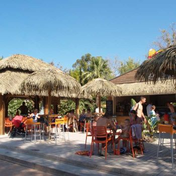 Camping le Soleil ***** : Services
