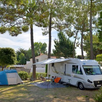 Camping le Tropicana **** : Emplacements