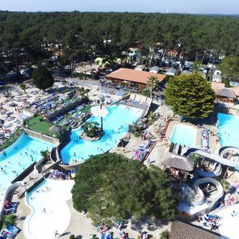 Camping Le Vieux Port ***** : Baden / Wellness