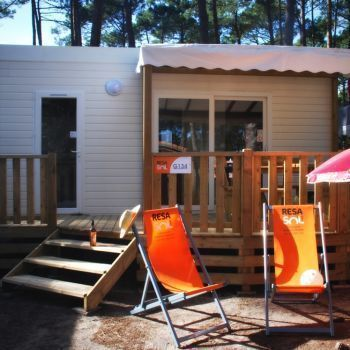 Camping Le Vieux Port ***** : Locations