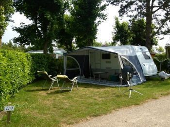 Camping Le Walric **** : Pitches