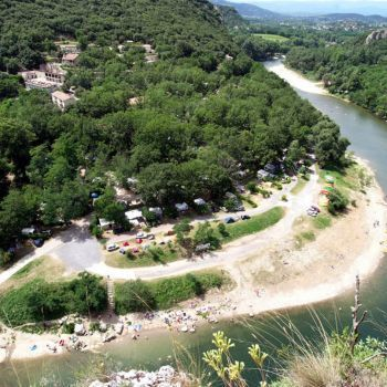 Camping Les Blachas **** : Baden / Wellness