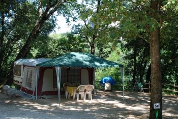 Camping Les Blachas **** : Emplacements
