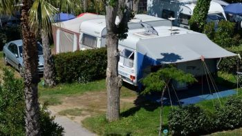 Camping Les Galets **** : Pitches