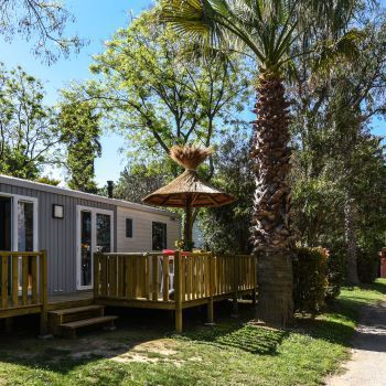 Camping Les Galets **** : Accommodaties