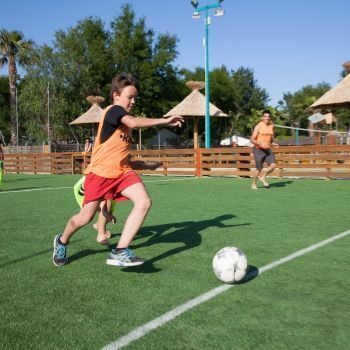 Camping Les Galets **** : Leisures