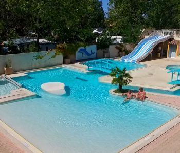 Camping Les Jardins de Tivoli **** : Bathing/Well-being
