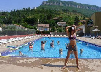 Camping Les Rivages **** : Baden / Wellness