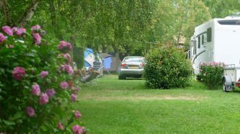 Camping Les Rivages **** : Stellplätze