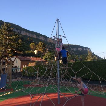 Camping Les Rivages **** : Loisirs