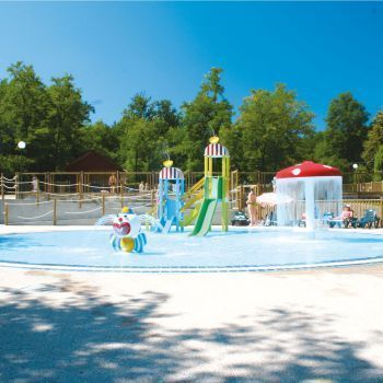 Camping Les Trois Lacs **** : Bathing/Well-being