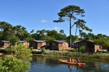 Camping Les Viviers **** : Locations